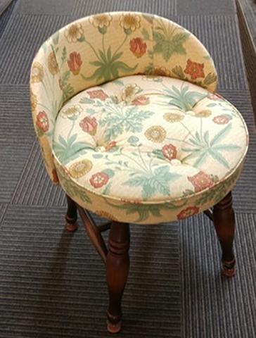 椅子張替工事