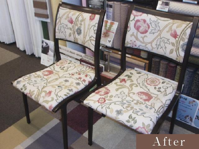 椅子Before